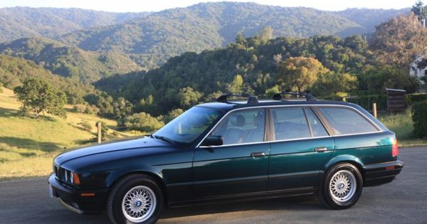Video Car Throttle Bought A Beat Up E34 Bmw 5 Series Touring In