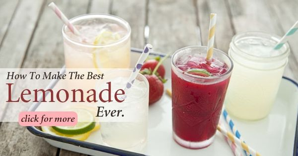 How to Make the Best Lemonade Ever. Its Paula Dean b*$^&! nuff