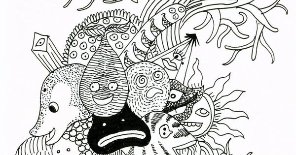 trippy coloring pages mushrooms nutrition - photo#31