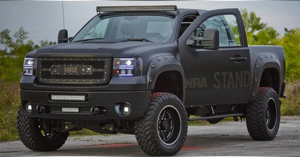 nra official website truck raffle enter now vehicles