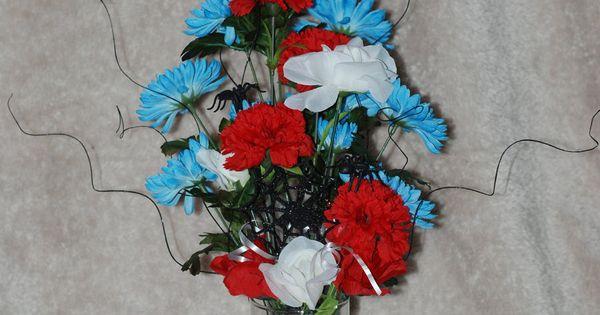 Superhero Flower Arrangements Spider Man By Cuddlyspidey Deviantart Com On Deviantart