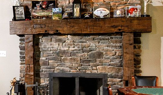 reclaimed fireplace mantel rustic fireplace mantels Wood Fireplace Surrounds rustic fireplace surround ideas