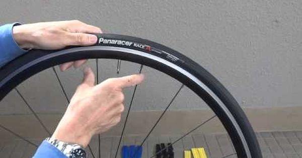 自転車のタイヤレバーの使い方 ロードバイクの場合はこう使う 自転車のタイヤ 自転車 ロードバイク