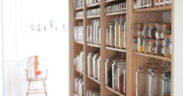 33 GREAT ideas for pantry storage