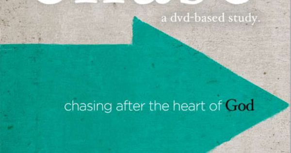 Chase Study Guide: Chasing After the Heart of God - Jennie ...