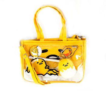 Aggretsuko Ai Tata Bag Starter Kit In 2020 Kawaii Bags Bags