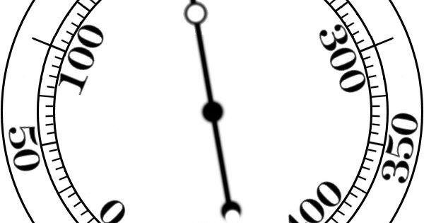 pressure gauge illustration