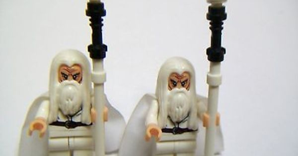 Lego Lord Of The Rings Gandalf The White