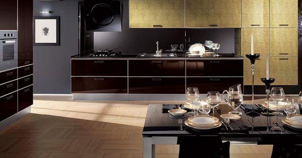 Dise o de cocinas cocinas modernas de karim rashid for Cocinas modernas madrid