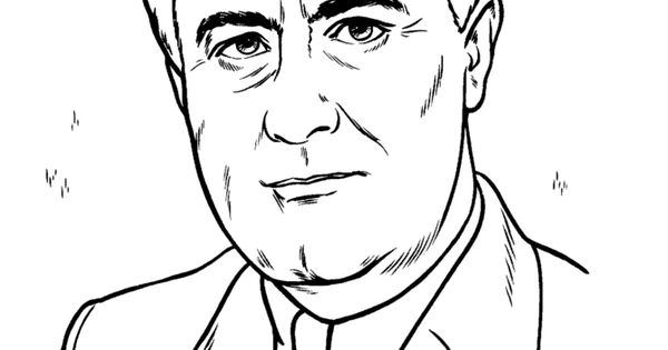 Free printable President Franklin D. Roosevelt facts and ...