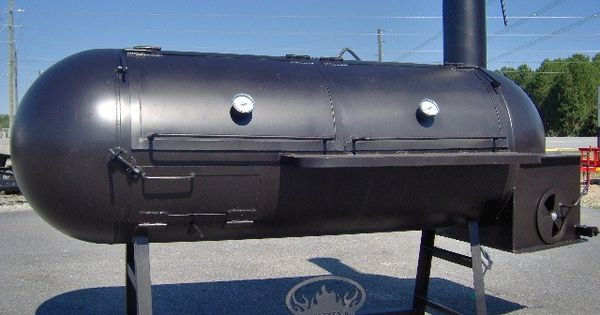 Charcoal 2 Door Bbq Pit With A Propane Gas Ignite Starter