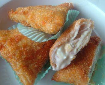 Resep Risoles Tuna Mayo Ttm Makanan Resep Masakan Cemilan