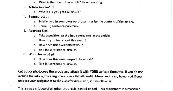current events essay rubric Weekly current event/precis assignment rhetorical precis weekly  socratic  seminar rubric  writing rubric used for essays - short writing rubric - short.