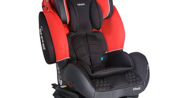 Imagen para silla de auto infanti bh12312i elite rojo for Silla de auto infanti