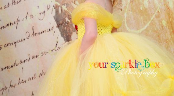 My future little girl will have tutus galore inspired by Disney characters