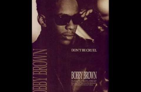 Bobby Brown Don T Be Cruel The Venrose Distant Mix Music Publishing Songs Cruel