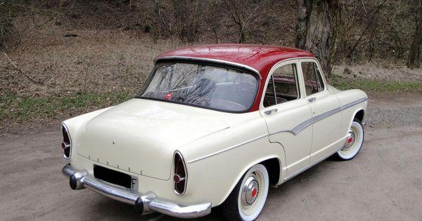 louer une simca aronde p60 de de 1960 photo 2 mes voitures pinterest photos mariage and ps. Black Bedroom Furniture Sets. Home Design Ideas