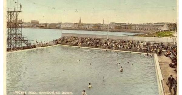 Pickie pool bangor co down bangor ni through the years - Bangor swimming pool northern ireland ...