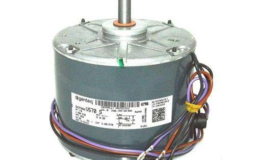 Trane American Standard Condenser Fan Motor 1 8 Hp 230v X70370245010 Mot12004 By Trane Ge Genteq See This Great Product This Fan Motor Trane Hvac Equipment