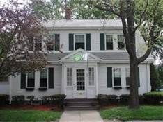 Enclosed Portico Dutch Colonial Homes Dutch Colonial Exterior Colonial House