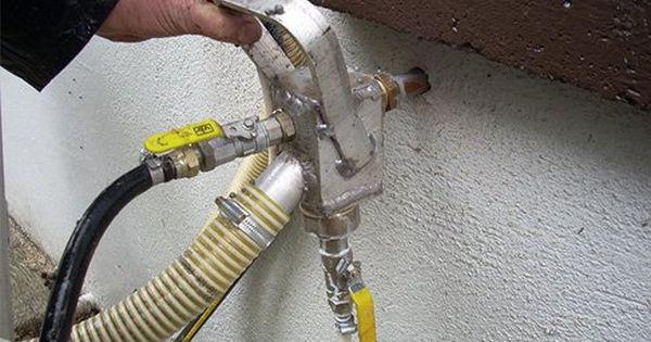 Project Image Cavity Wall Insulation Cavity Wall Wall Foam Insulation