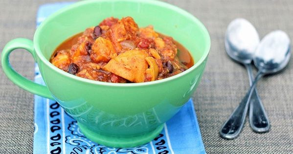 Sweet Potato Chili- people have said this is the best vegetarian chili