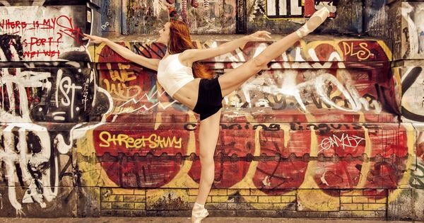 22 Incredible Photos Of Ballerinas In Urban Cityscapes Of New York City