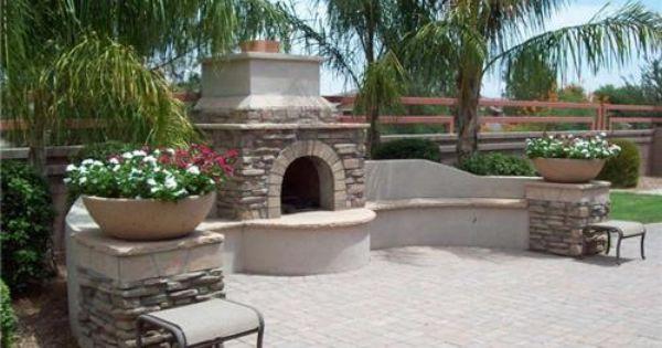 Pin By Emily Ames On Outdoor Inspirations Arizona Backyard Landscaping Arizona Backyard Budget Backyard