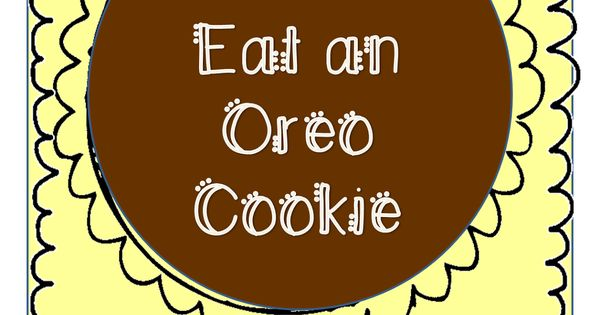 discriptive essay on oreo cookies Writing a narrative composition appeals to one of humankind's basic instincts,   an event or describing the details of eating an oreo cookie or fig newton cookie.