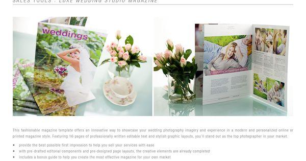 Luxe Wedding Studio Magazine Luxe Wedding