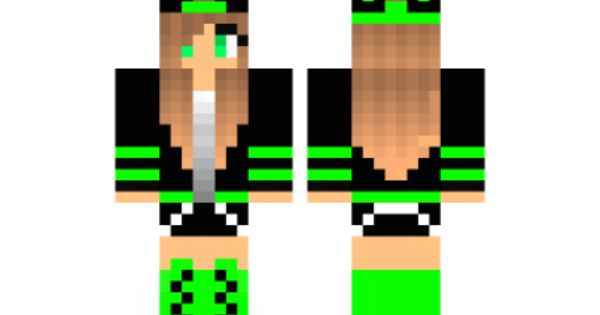 minecraft skin Katy9078   Pixel gun girl skins   Pinterest ...