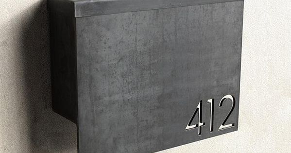 mailbox idea.