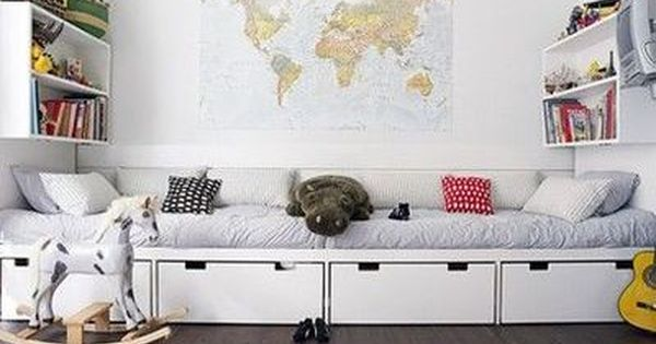 Ikea Stuva Bench Daybed Map Ikea Pinterest Guest