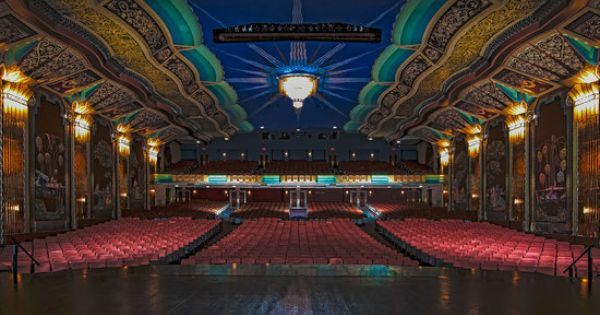 Paramount Theatre In Aurora Il Paramount Theater Theater Seating Theatre