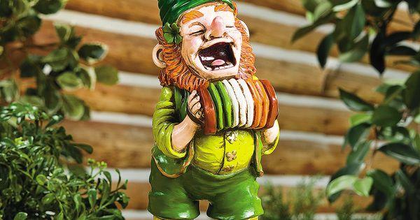 $12.99 Leprechaun Gnome.. 11 1/4- OrientalTrading.com ...