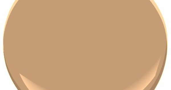 Quot Butternut Squash Quot By Benjamin Moore Supposed To Be The