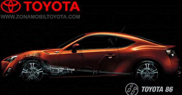 Spesifikasi Dan Harga Mobil Sport Toyota 86 Terbaru Toyota 86