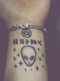 Image Result For Drawing On Arm Sharpie Tattoos Grunge Tattoo Hand Doodles