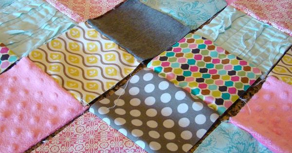 Beginner's tutorial on how to make a quilt. I so wanna learn