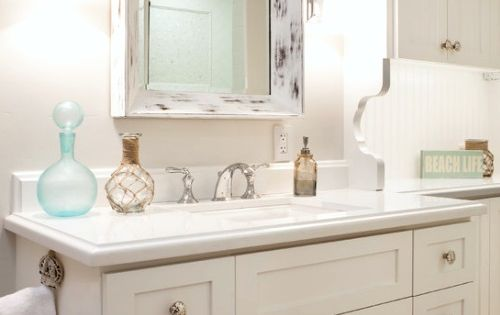 cottage style mirrors bathrooms theme white cottage style bathroom http www 17978