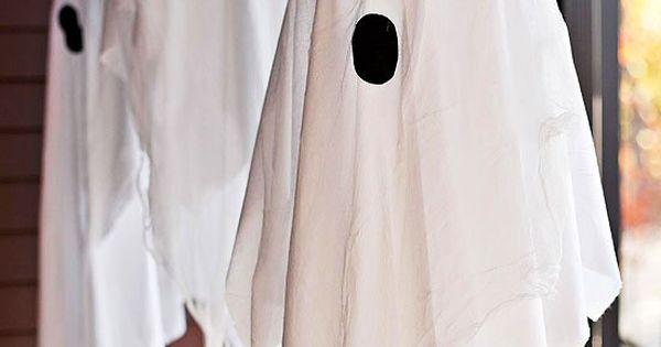 Décoration Halloween pour lentrée - 19 idées créatives  Entrées ...
