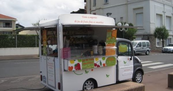 Juice truck omg it 39 s adorable food and bike trucks for Food truck juice bar