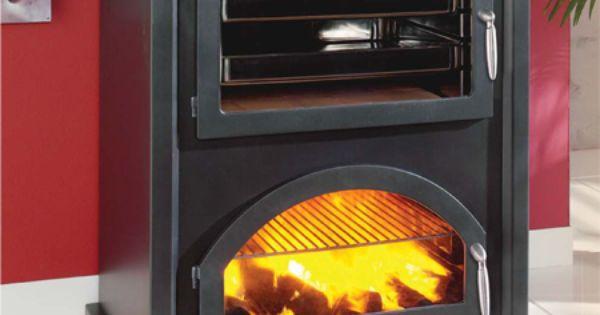 Horno de le a para su instalaci n frontal amplio horno - Parrillas y hornos a lena ...
