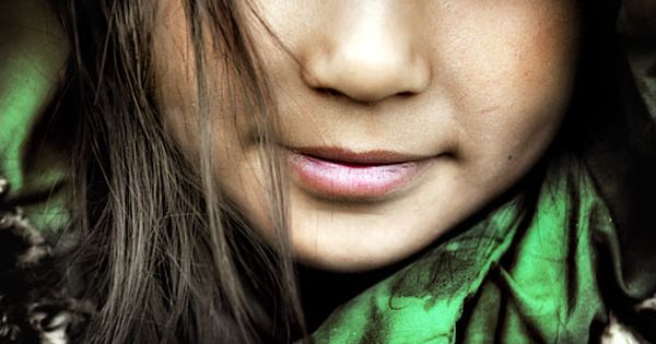 Bhutan. South Asia. Beautiful eyes
