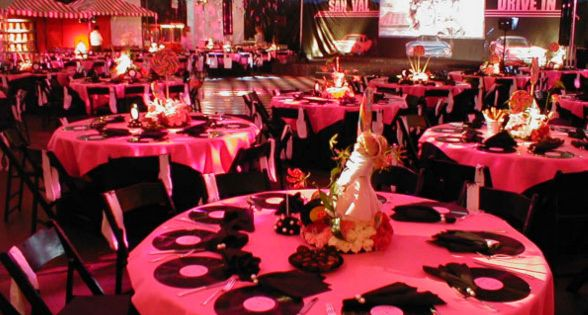 Grease Is The Word How To Host A Grease Movie Theme Party Grease Themed Parties Themed