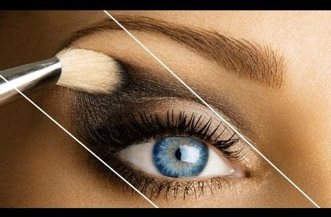 5 great tutorials to teach you how to apply eyeshadow properly...even if