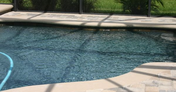 french gray pool finish | RE: Diamond Brite French Grey ...
