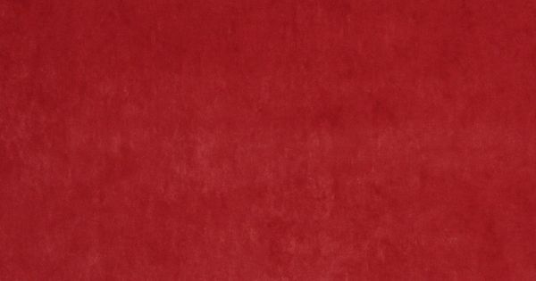 Crimson Red Solid Soft Microsuede Microfiber Upholstery