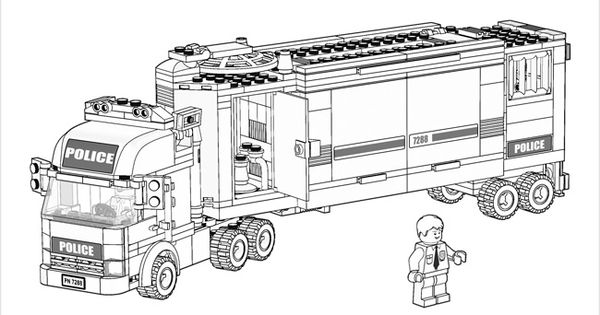 LEGO.com City Downloads - Coloring Pages - Coloring Pages - 7288 ...