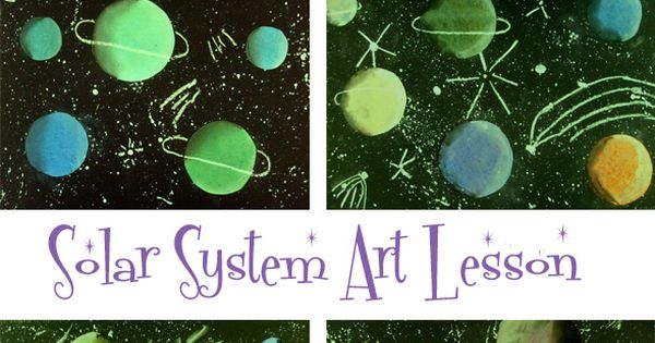 solar system lesson plan - photo #40